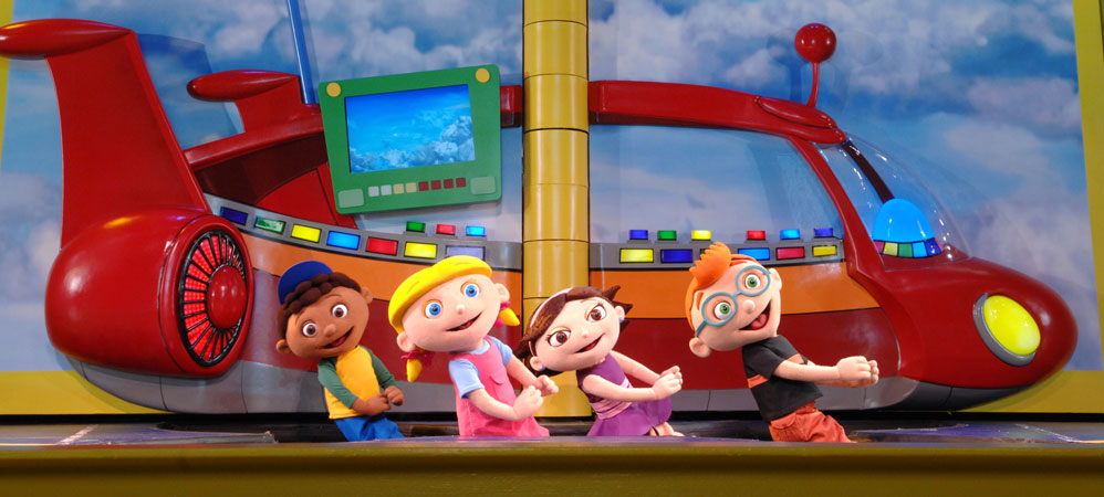 Disney Junior - Live On Stage Reviews