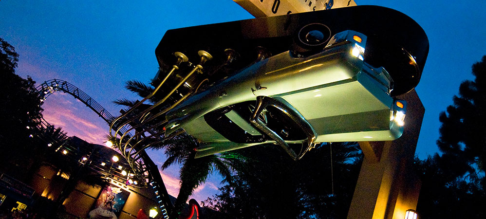 Top 10 Extreme Rides at Walt Disney World