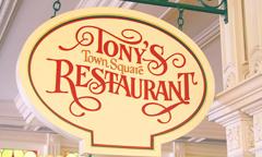Restaurant à WdW. TONYTS_1_240x144