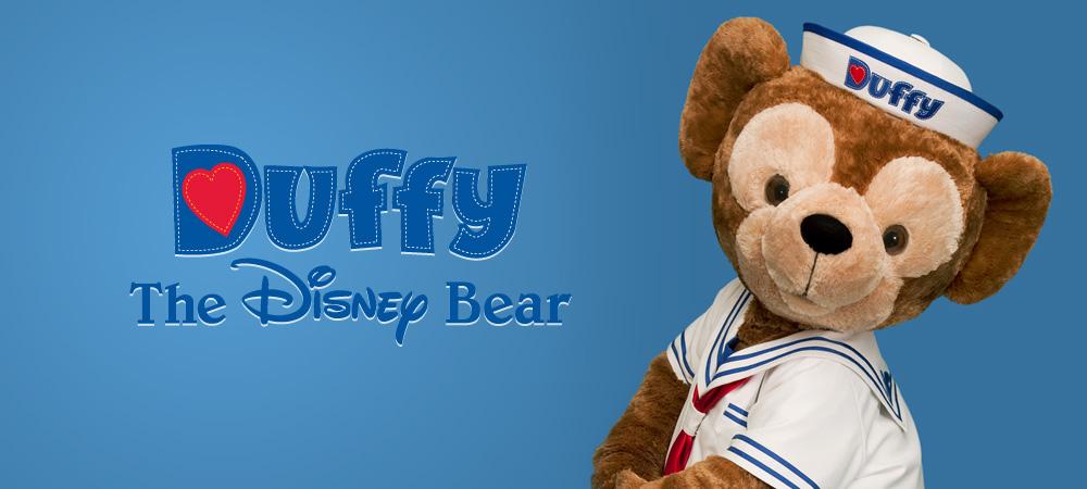 Duffy the Disney Bear at Epcot
