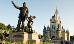 Magic Kingdom theme park at Walt Disney World Resort.