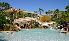Typhoon Lagoon Water Park at Walt Disney World Resort.