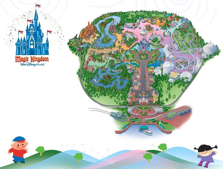 Walt Disney World: Magic Kingdom - Darkphantomgrl13.com